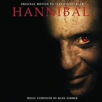 Hans Zimmer Hannibal (soundtrack, 2001) [CD]