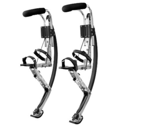 Adult Kangaroo Shoes Jump Stilts Spring Pogo Stilts Fitness Xmas Gift 200-242lbs