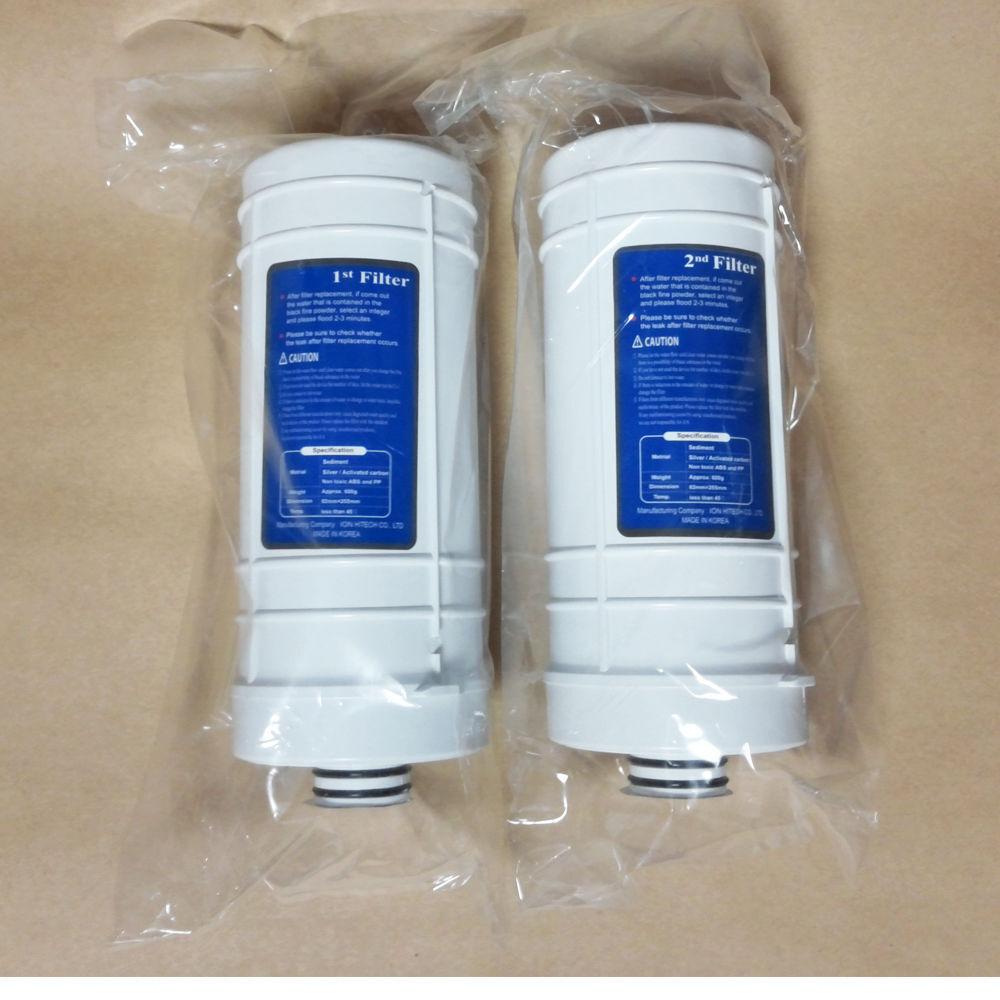 2 BIONICS Original Water Ionizer Filter