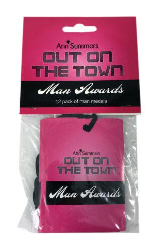 Ann Summers sur la ville homme Awards Multi Pack 1 5 10 filles Hen Night Out Lot