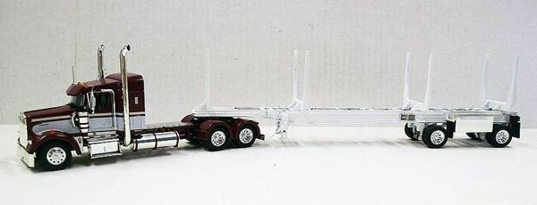 TONKIN 1 53 SCALE KENWORTH W900L MODEL   BN   46019