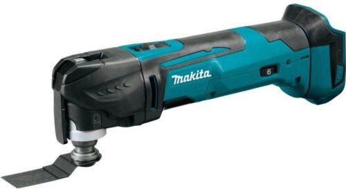 Tool-Only Makita 18-Volt LXT Lithium-Ion Cordless Multi-Tool Keyless Chuck