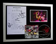 ASH+SIGNED+GALLERY QUALITY FRAMED+GIRL FROM MARS=100% AUTHENTIC+FAST+GLOBAL SHIP