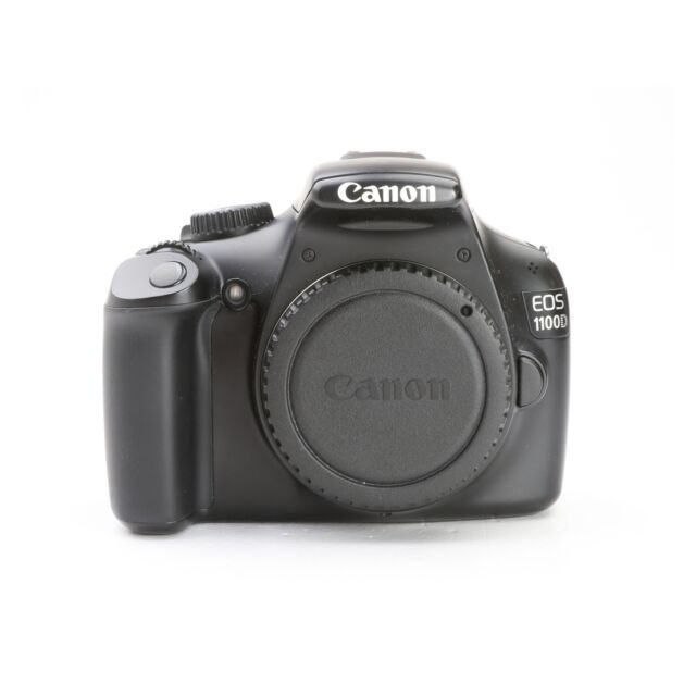 Canon EOS 1100D + 3k Resoluciones + Top (228718)