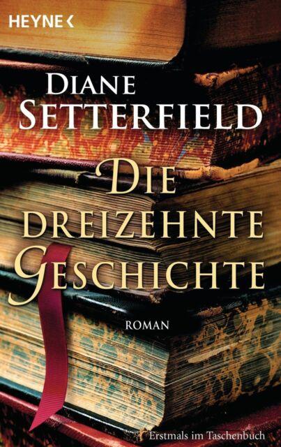 Diane Setterfield - Die dreizehnte Geschichte /5