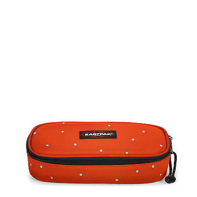 Eastpak - Astuccio Oval Single Red Hands