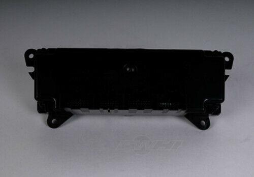 HVAC Control Panel 15-74120 Reman fits 12-15 Chevrolet Captiva Sport