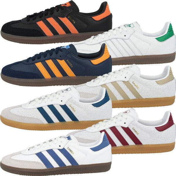 Adidas Samba OG Schuhe Original Sneaker Herren Sport Sneakers Hallen Turnschuhe
