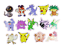 miniature 5 - 80pc POKEMON GO Pikachu Cartoon Stickers Laptop Sticker Luggage Decal, USA Ship!