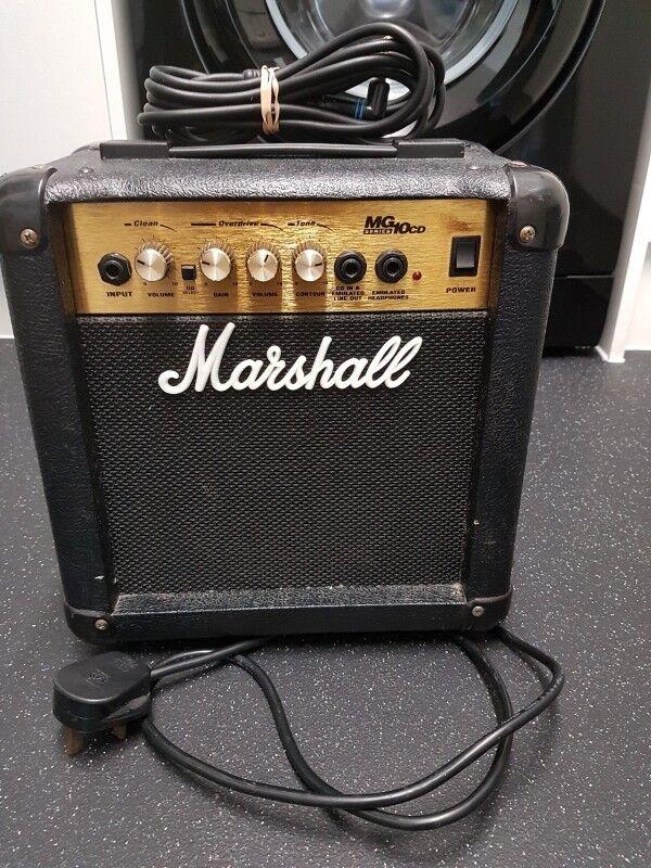 Marshall amp MG series 10CD