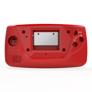 Game-Gear-Shell-Case-Sega-Red-New-Replacement-RetroSix-ABS