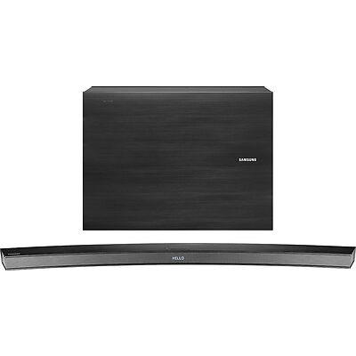 Samsung 2.1 Channel 300 Watt Curved Soundbar with Wireless Subwoofer HW-JM4000C