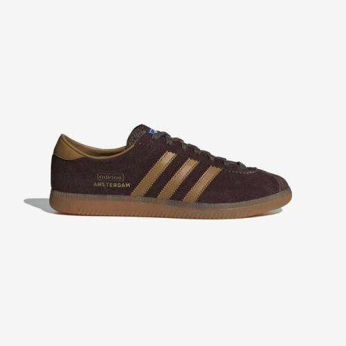 Adidas Amsterdam Original Retro Vintage Trainers City Series 2020 13 UK BNIB