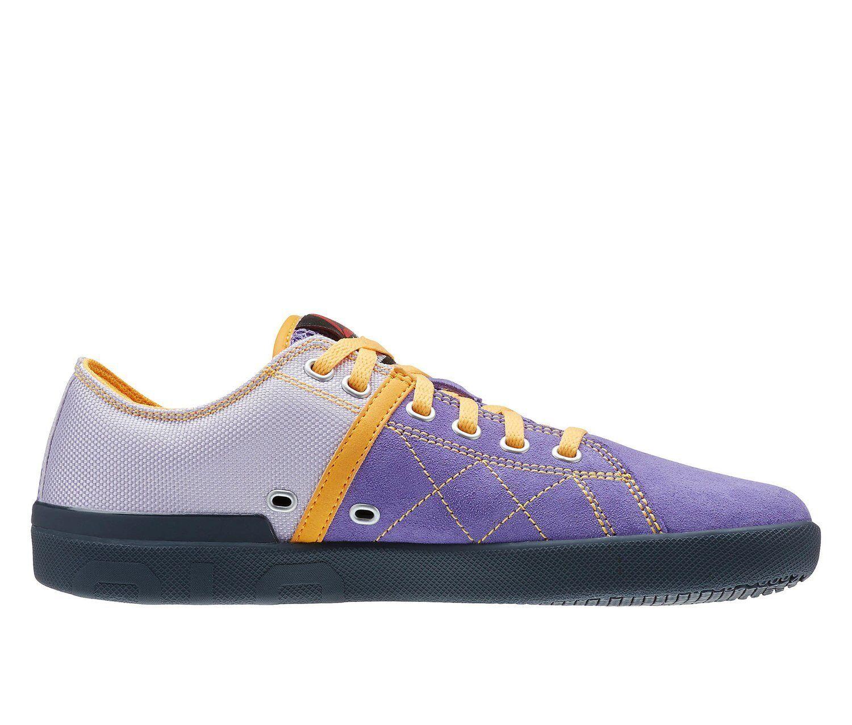 Women's Reebok Cross Fit Low TR Poly Fashion Casual Sneakers M47704 Purple/Lush
