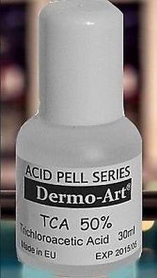 Peeling TCA 50% 30ml,Pigmentstörungen,Dehnungsstreifen,Entfernung Tattoos.