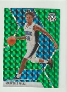 2019-20-Panini-Mosaic-Green-42-Markelle-Fultz-card-Orlando-Magic