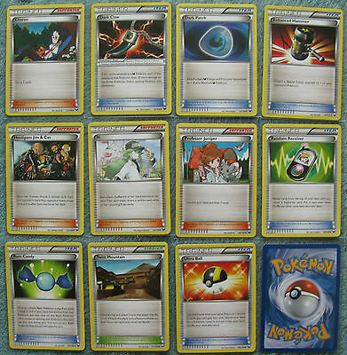 Pokemon TCG B/&W Emerging Powers Holo Uncommon /& Common Cards Rare Part 2//4