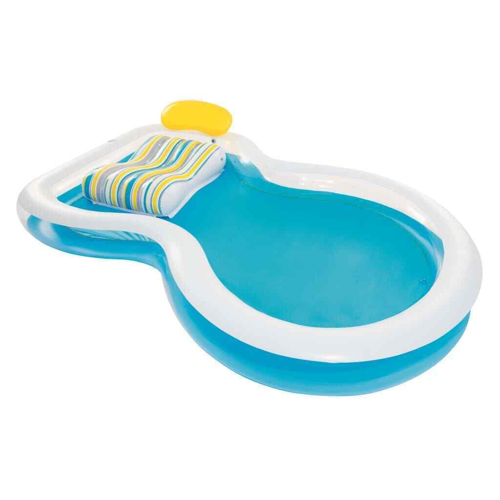 Bestway Piscina Inflable Staycation Pool Infantil Terraza y Jardin Exterior