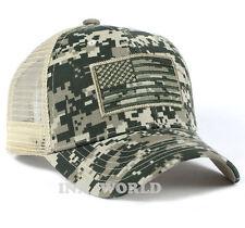 item 1 USA American Flag hat Mesh ARMY Tactical Operator Snapback Baseball  cap-ACU camo -USA American Flag hat Mesh ARMY Tactical Operator Snapback  Baseball ... 24aca344347