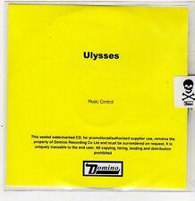 (ER386) Ulysses, Music Control - DJ CD