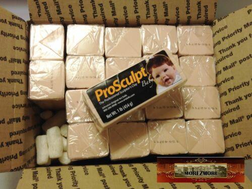 M00151x19 MOREZMORE 19 lb Bulk Lot Prosculpt Lot Baby Doll Polymer Clay Puppen & Zubehör