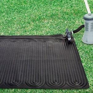Intex Eco Friendly Solar Heating Mat Heater For Swimming