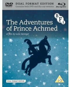 The-Adventures-of-Prince-Achmed-DVD-Blu-ray-Region-2