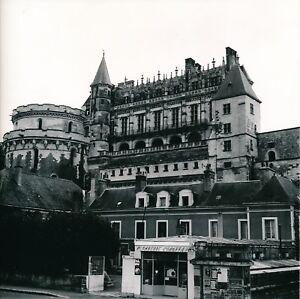 AMBOISE c. 1960 - Le Château Maisons Commerce Indre-et-Loire - Div 12771 KIvOA1Tn-09085043-222548440