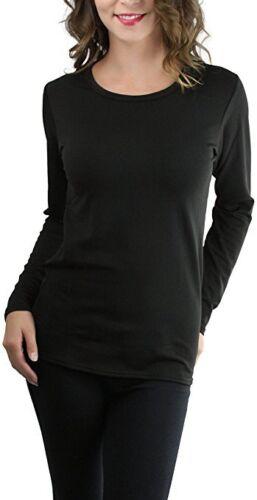 Black dorewella Termal sous-vêtements pour femmes