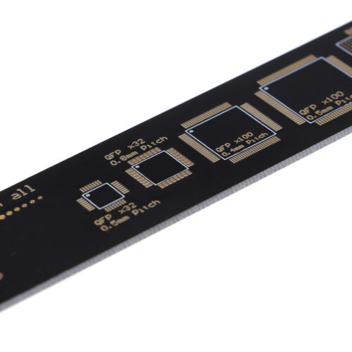 PCB Reference Ruler PCB Packaging Units for Electronic Engineer