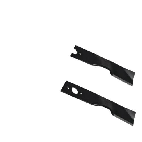 2 cortadora de césped cuchillo adecuado para Husqvarna autoportantes Rider 11bio 13bio 16h Pro