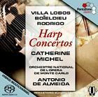 Harfenkonzerte von Orchestre National de L'Opera,Michel,A. De Almeida (2013)
