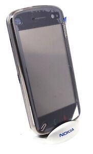 Nokia-N97-Dark-Blue-QWERTZ-Deutsch-Keypad-NEW-SWAP-ORIGINAL-LOCK-to-3-Austria