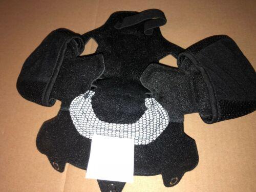 Large XL Riddell Revo Speed Flex Football Helmet Inner Liner Overliner Black X