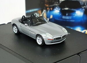 Herpa-1-87-HO-Scale-James-Bond-007-World-Is-Not-Enough-BMW-Z8-Tiny-Plastic-Car