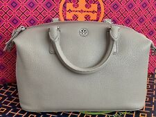 9f60e5d2c194 item 4 NWT 100% Authentic Tory Burch Brody Small Slouchy Satchel in French  Gray   495 -NWT 100% Authentic Tory Burch Brody Small Slouchy Satchel in  French ...