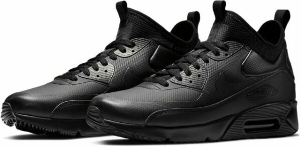 Size 10.5 - Nike Air Max 90 Ultra Mid Winter Black Anthracite for ...