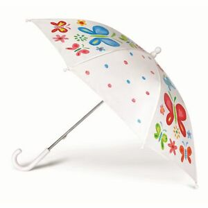 Design Your Own Umbrella Paint Yourself Stencils Arts Crafts Kids
