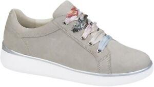 lena H nabuk H pelle plantare rimovibile beige wide Ranger sneaker in X5nUPXqd