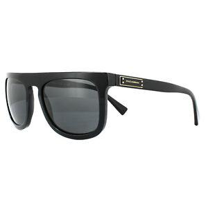 aa8c174be6c5 Dolce   Gabbana Sunglasses 4288 501-87 Black Grey 8053672623789