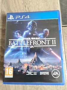 Star Wars Battlefront II - PlayStation 4 - PS4 - TBE