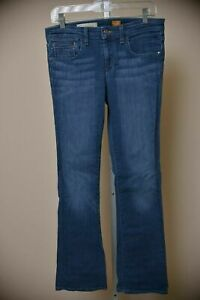 Pilcro-and-the-Letterpress-Anthropologie-Jeans-Dark-Wash-Bootcut-Women-039-s-No-30