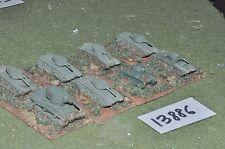 10mm WW2 RUSSIAN veicoli (come foto) (13886)