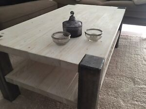 Details zu ***pine table*** Couchtisch Fichte unikat upcycling shabby chic  Loft Design