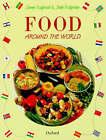 Food Around the World by Judy Ridgway, Jenny Ridgwell (Paperback, 1987)