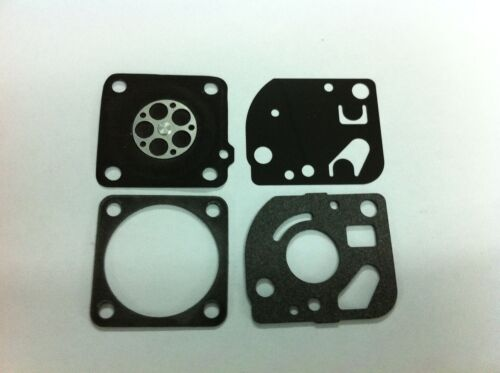 Ryobi RLT30CD RLT26CDY RUIXING Carburetor Repair Gasket Set Carb Kit