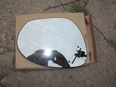Nissan Genuine Car Wing Door Mirror Glass Right O//S Driver Side 963651KA0A