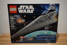 LEGO STAR WARS 10221 SUPER STAR DESTROYER NEW SEALED BOX FEDEX SHIPPING