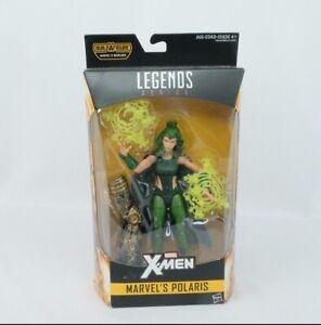 Marvel Legends-X-Men-Marvel POLARIS avec BAF PIECE-Warlock-Wave 2
