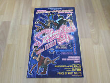 SMOKEY Joe's Cafe the Songs of Lieber & Stoller PRINCE of WALES Theatre Poster